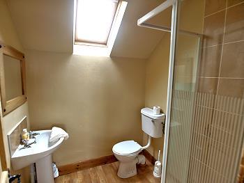 En-suites avec douche/WC