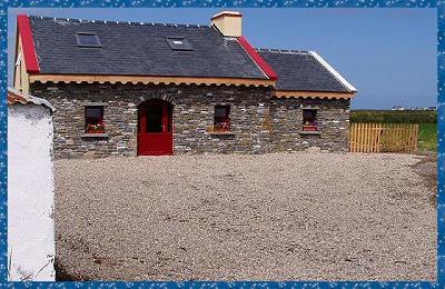 Ferienhaus Cottage Irland